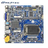 Wholesale Industrial Intel H81 Chipset Motherboard With 2 SATA 16G RAM Support i3 / i5 / i7 Processor from china suppliers