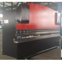 Quality Delem CNC Hydraulic Press Brake , 6mm Thickness 200T steel sheet bender for sale