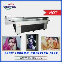 High quality hot glass uv printer led lamp uv glass printing machine