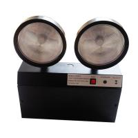 Wholesale Custom Battery Operated Twin Spot Emergency Lights 220V with Steel Casing from china suppliers