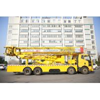 Quality High Efficiency 22m Bridge Inspection Equipment With Hydrostatic Drive VOLVO 8x4 for sale