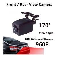 Quality MINI 960P Anti Varibrition Vehicle Mounted Cameras , Waterproof Car Rear View Camera for sale