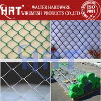 Wholesale Galvanized/PVC coated chain link fence details from china suppliers