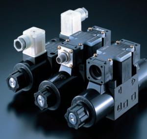 China Nachi SA Series Solenoid Directional Control Valves on sale