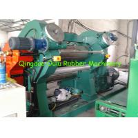 Wholesale Manual Three Roll Calender Machine Space Adjusting Device Easy Operation from china suppliers