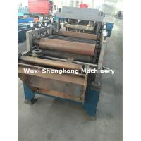 Wholesale Punching / Cutting Cold Roll Forming Machine With Surface-treated Roller from china suppliers