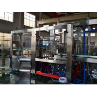 Wholesale Liquid Water Bottle Packing Machine / Gas Carbonated  Drink Aseptic Filling Equipment from china suppliers