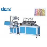 China Energy Saving Drinking Straw Making Machine With Multi Cutter For Paper Strew on sale