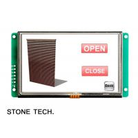 Wholesale UART interface 5 TFT LCD Module / touch screen panel 65K color from china suppliers