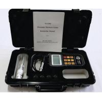 Wholesale Plastic / Metal Ultrasonic Thickness Gauge from china suppliers
