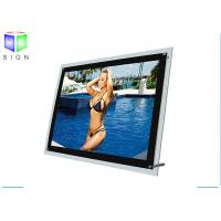 "Wholesale Double Sided Frameless Light Box 18"" X 24"" Acrylic With SMD LED Strip from china suppliers"