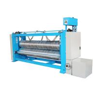 Wholesale Automatic 3m Textile Fabric Calender Machine , Heat Pressed Fabric Finishing Machine from china suppliers