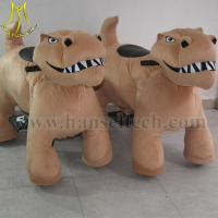 Wholesale Hansel walking animal ride coin operated game kiddy animal rides from china suppliers