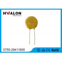 Wholesale High Efficiency PPTC Thermistor , Thermal Polyswitch Resettable Fuse For DVD from china suppliers