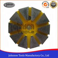 Wholesale Professional 75mm Diameter Turbo Cup Diamond Grinding Wheels For Concrete And Stone from china suppliers