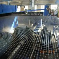 Wholesale 3.95 Meter width black color  HDPE Geogrid For Slope Stabilization by sincere factory/supplier/manufacturer from china suppliers