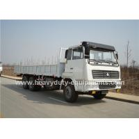 Wholesale Sinotruk Howo Heavy Cargo Trucks All Wheel Driving 6x6 LHD Engine 290PS Euro II from china suppliers