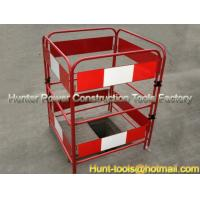 Wholesale Yellow or red and white color Manhole Guard from china suppliers