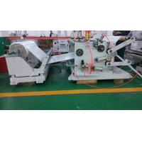 Wholesale Double - Shaft Abrasive Tape / Blank Label Slitting Machine With PLC System from china suppliers
