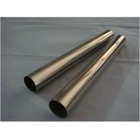 Wholesale Mirror Polished Stainless Steel Sanitary Pipe, Steel Seamless Pipes from china suppliers