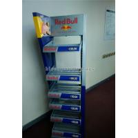 Wholesale 6 Layer Floor Standing Advertising Display Stand For Retail Stores / Shops from china suppliers