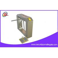 Quality Security ESD Tester swing barrier gate waist height 304 Stainless Steel for sale