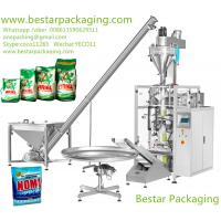 Wholesale laundry powder vertical packing machine from china suppliers