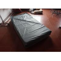 Wholesale Polyester Pvc Mattress Protector Zippered / Queen Size Mattress Protector from china suppliers