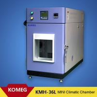 Wholesale -40°C ~150°C Low energy consumption 36L Mini Environmental Constant Climatic Test Chamber from china suppliers