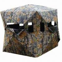 Wholesale Hunting Blinds, Camouflage Net for Fresh Air and Protection Against Insects from china suppliers