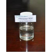 Wholesale FRmaster RDP / High Molecular Weight Phosphate Ester Flame Retardant In PC / ABS from china suppliers