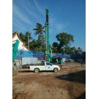 Wholesale 8 - 30 rpm Piling Rig Machine For 43m Drilling Depth Foundation Construction from china suppliers