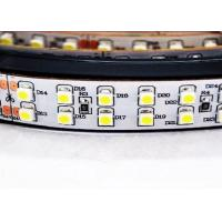 Wholesale IP65 Color - changing Flexible Waterproof LED Strip Lights 24V For Canopy , Corridor from china suppliers