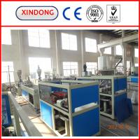 Wholesale 16-32mm quadruple PVC electric pipe production line from china suppliers