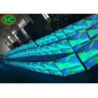 Buy cheap Convex or Concave Curved Video Walls Stage LED Screen Event Usage Led from wholesalers