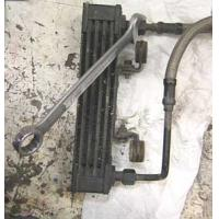 China Engineering machinery parts oil cooler cover on sale