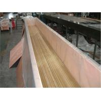 Wholesale JIS H3300 ( C6870 ) Seamless Copper Tube 2 inch , 1 inch Small Diameter For Condenser from china suppliers