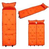 Buy cheap customized self inflating mattress,high qualiy mat,inflatable camping mattress pad from wholesalers