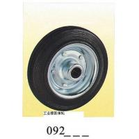 Wholesale Industrial black rubber single wheel 092 from china suppliers