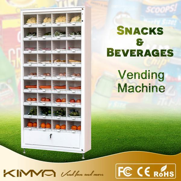 popular vending machine items