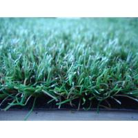 Wholesale 15mm PE PP Monofilament Yarn Balcony Artificial Grass , 3/8 Gauge from china suppliers