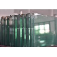 Opaque Diffused Laminated Safety Glass 3mm - 25mm For Storefront / Escalator
