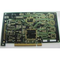 Wholesale 20 Um Circuit Geometries Black Prototype Pcb Fabrication From Surface To Surface Ts16949 from china suppliers