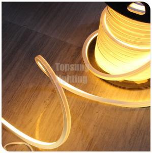 Buy cheap 100leds/m 110v square warm white led neon flexible light for garden from wholesalers