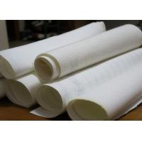 Quality Polyester / Polypropylene Industrial Filter Cloth High Temperature Filter Media 108C for sale