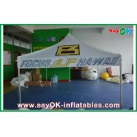 Wholesale 3 x 3m Pop-up Folding Tent With Company Logo Steel Frame from china suppliers