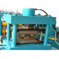 Wholesale Hydraulic Automatic Highway Guardrail Roll Forming Machine W Beam from china suppliers