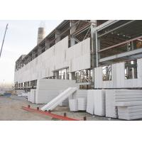 Wholesale Internal Wall Sand Lime  Lightweight Wall Panel Machine AAC Slab Plant from china suppliers