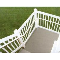 Wholesale Alloy 6063 - T5 aluminum hand railings for stairs , aluminum porch railing from china suppliers