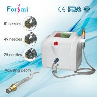 Wholesale Adjustable Intracel Microneedle Fractional RF Machines Bipolar 5MHz with Manufacturer Price from china suppliers